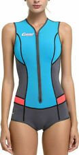 Cressi Idra Neoprene Swimsuit 2mm - Damen Swimming Neoprenanzug Gr. M/3
