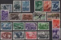 Russland 1945/50 ☀ Sport - Gestempelt