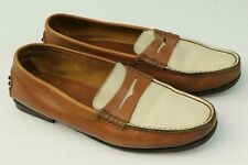 Souliers chaussures mocassins Tod's taille 38,5 ladies loafer shoes
