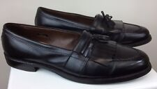 Men's Allen Edmonds Chelsea Shoes Loafers Black Genuine Leather Size 10 1/2 A
