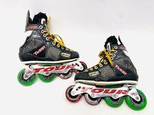 Tour TR551 Z Pivot Inline Skates Rollerblades  Roller Hockey size 4