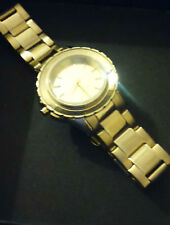 DKNY NY2116 Ladies Gold-Tone Stainless Steel Bracelet 32MM Watch