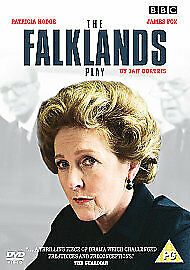 The Falklands Play DVD (2007) Patricia Hodge cert PG Very Good CONDITIONS