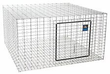 """Pet Lodge Stackable Rabbit Hutch Galvanized Steel Wire Stack to 4 High 24"""" x 24"""""""