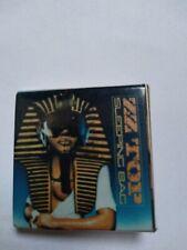 New listing Zz Top - Sleeping Bag - Pin / Pinback / Button - Rock N' Roll - Rare