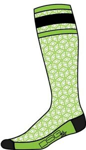 Divas Fly Lw Performance Merino Wool Socks Green 98946