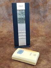 Oregon Scientific RMR182 Multi-Channel In-Out Thermometer w/ Remote Sensor Clock