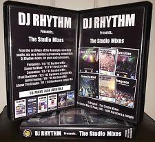 Dj Rhythm - The Studio Mixes CD Pack [ Dreamscape Helter Skelter Fantazia ]