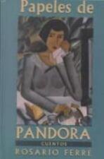 Papeles De Pandora (Spanish Edition)