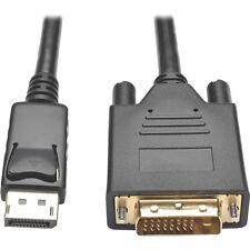 Tripp Lite Displayport 1.2 To Dvi Active Adapter M/m 1920 X 1200 (p581006v2)