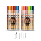 Molotow ONE4ALL 127HS COMPLETE-KIT 40 Graffiti art markers Acrylic paint ink