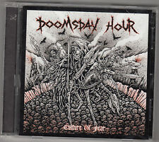 DOOMSDAY HOUR - culture of fear CD