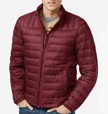 Down Packable Jacket by Tommy Hilfiger for Men - Quilted,...