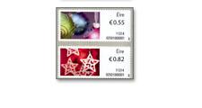 IRL1119S Christmas 2 self-adhesive. MINT IRELAND 2011