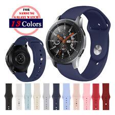 for Samsung Galaxy Watch Strap Silicone Sport Samsung Gear S3 Watch Band 42/46mm