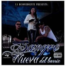 Sangre Nueva Del Barrio 2013 by La Desovediente Ex-library