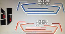 Suzuki X7 250 GT250N GT250E MK3 conjunto de calcomanías de restauración