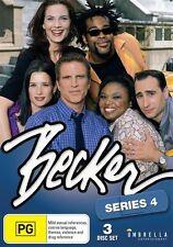 Becker : Season 4 (DVD, 2014, 3-Disc Set)
