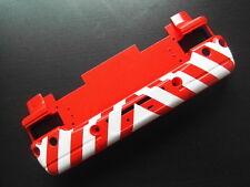 TAMIYA 1/14 SCANIA R470 620 sticker WHITE REFLECTIVE STRIPES CHEVRONS for bumper