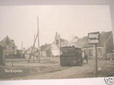 2359 AK Poelkapelle Feldbahn 14.7.1917 PC WWI campaign