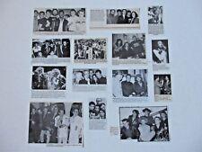 INXS Michael Hutchence original magazine clippings LOT of 14  1980's - 1990's