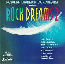 ROYAL PHILHARMONIC ORCHESTRA LONDON : ROCK DREAMS 2 - CD1 / NEUWERTIG