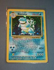 Pokemon Base set 2 Blastoise Holo 2/130 NM