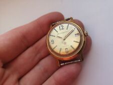 Early RARE USSR WATCH KOMANDIRSKIE ZAKAZ MO CCCP CHISTOPOL Serviced