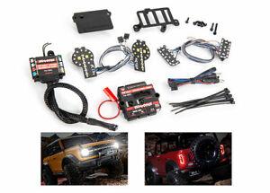 Traxxas 9290 Pro Scale LED Light Set, Bronco 2021 w/Power Module (for 9211 body)