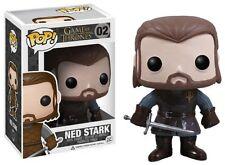 Game Of Thrones POP! NED STARK Vinyl Figur 10cm OVP Funko