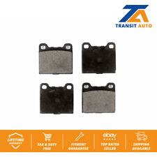 Rear Semi-Metallic Brake Pads Volvo Mercedes-Benz 240 380SL C70 300D 940 244 V70