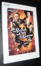 The Butcher, the Chef & the Swordsman (DVD, Fox World Cinema, 2011)