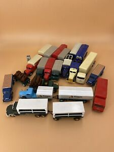 Old Vintage Beer Truck Model Gift x13 Limited Editions Scale 1:87 Collectible