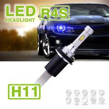 KIT MTEC R4S LED HEADLIGHTS LIGHT H11 12v 10400 LUMEN IL PIU' POTENTE - 2016