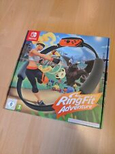 Ring Fit Adventure for Nintendo Switch Brand New