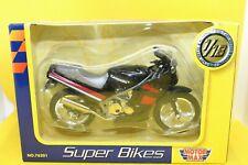 1:18 Motor Max Super Bikes Kawasaki Ninja Black