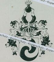 Maximilian Ritter von Müller - Rottenburg an der Laaber- Adelsorden - um 1915