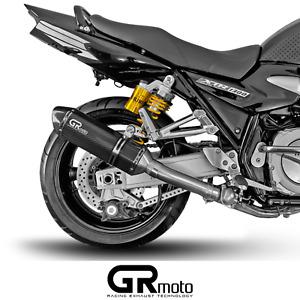 Exhaust for YAMAHA XJR 1300 2007 - 2016 GRmoto Muffler Carbon