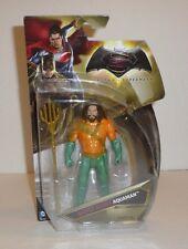 Battle Ready Aquaman Action Figure Dc Comics Movie Version Jason Momoa Trident
