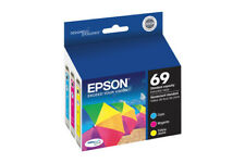 Epson 69 Standard Capacity Combo Pack C13T069620 Ink Cartridges Exp-2020