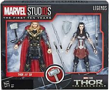 Thor: The Dark World Marvel Legends THOR & SIF Action Figure 2-Pack