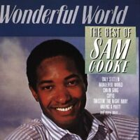 Sam Cooke Wonderful world-The best of (12 tracks) [CD]