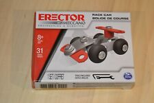 Meccano Erector Set - Build-able Model - Race Car Brand New SEALED Unopened
