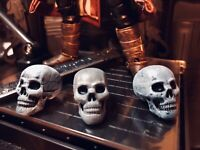 1:12 Diorama Set of 6 Skulls Props Miniatures Accessories / Mythic Legions .