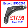 FORD ESCORT MK5/6/7 1990-2002 FRONT LOWER SUSPENSION WISHBONE ARM DRIVERS RIGHT
