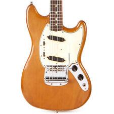 Klassischer Fender MUSTANG Mokka Walnuss 1975