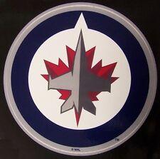 Window Bumper Sticker NHL Hockey Winnipeg Jets NEW