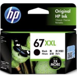 HP GENUINE #67 67 67XL 67XXL Black Tri Colour Ink Cartridge Envy 6020 Pro 6420