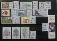CV Mi€ 32.70: MNH CZECH REP. 1998 Full Year (Stamps + Souvenir Sheets)