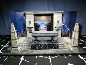 Ghostbusters diorama